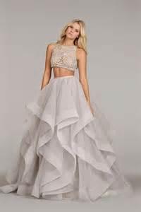 say yes to the dress bridesmaids dvojdielne svadobné šaty la fiaba