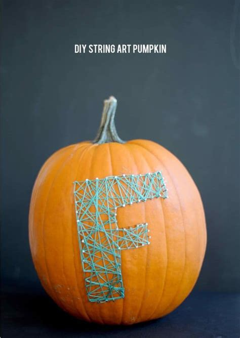 diy ways  decorate  home  pumpkins  fall