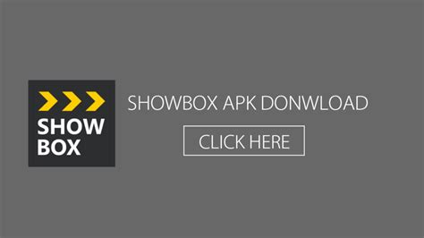 showbox for android showbox apk install showbox app for android