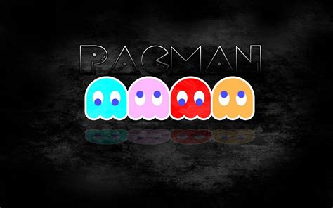pacman background pac wallpapers wallpaper cave