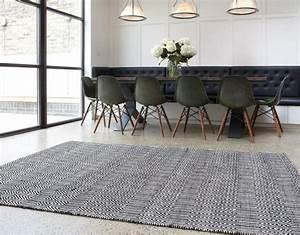 Schwarz Weißer Teppich : die besten 25 teppich schwarz wei ideen auf pinterest ~ Orissabook.com Haus und Dekorationen
