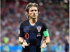 Croatia captain Luka Modric wary of England's threat FCNaija