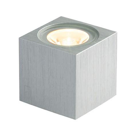 Collingwood Mini Cube Led Wall Light Outdoor Wall Lights