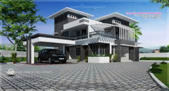 contemporary home design contemporary home design in 2491 sq kerala home design and floor plans