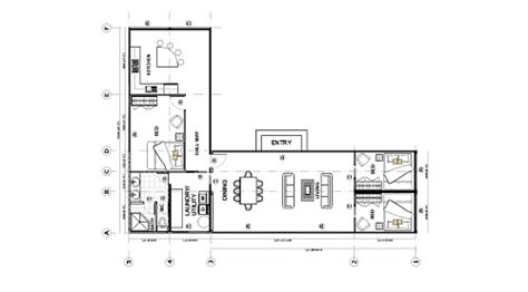 shipping container home floorplans