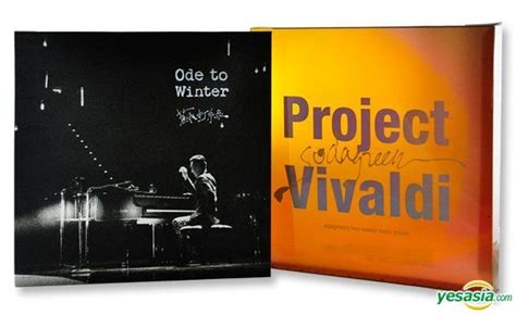 Yesasia Ode To Winter (180g Vinyl Lp) (project Vivaldi