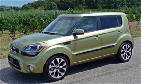 kia soul green paint code