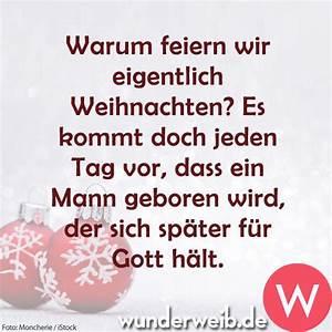 Wie Feiern Wir Weihnachten : spr che zu weihnachten lustig sch n und besinnlich ~ Markanthonyermac.com Haus und Dekorationen