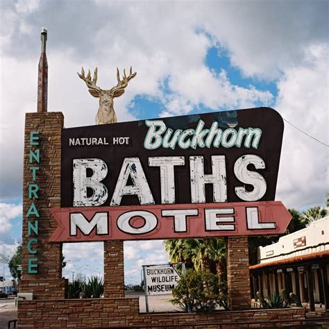Buckhorn Baths Motel. This One's Still On The Way To