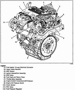 Buick 3100 V6 Engine Diagram