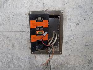 Mechanical Doorbell Wiring  U0026 Heath Zenith Wired Door Chime Transformer Sc 1 St Home Depot