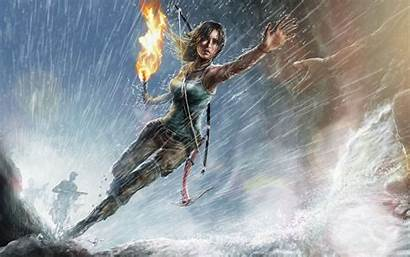 Characters Fan Lara Raider Croft Tomb Games