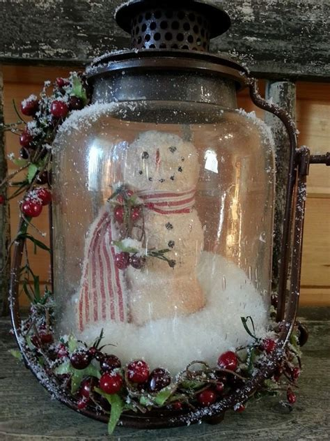 Top 18 Shabby Chic Christmas Decor Ideas  Cheap & Easy