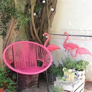Flamant Rose Deco Jardin : 10 astuces pour embellir votre balcon jardiner en ville ~ Teatrodelosmanantiales.com Idées de Décoration
