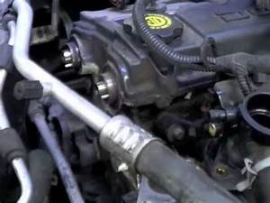 how to Replace 2003 Dodge Stratus water pump