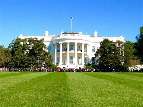 washington dc white house fall garden tour travel on