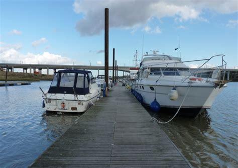 Boat Moorings In Kent by Moorings Port Medway Marina