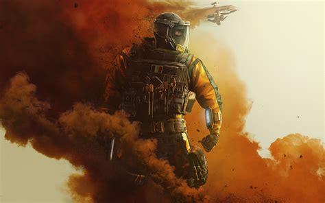 Tom Clancy S Rainbow Six Siege Wallpaper Rainbow Six Siege Hands On With Operation Chimera 39 S Lion Finka Shacknews