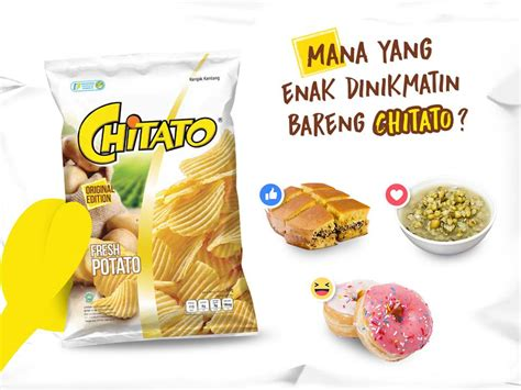 chitato s chitato sports new packaging to maximise flavour