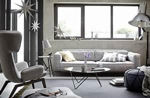 Schöner Wohnen Farbe Grau : wohnen mit farben trendfarbe grau sch ner wohnen ~ Bigdaddyawards.com Haus und Dekorationen