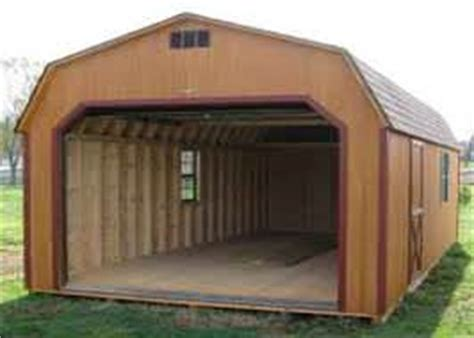 Garage Zu Groß Gebaut by Holzgarage Mit Nat 252 Rlicher Optik Omicroner Garagen
