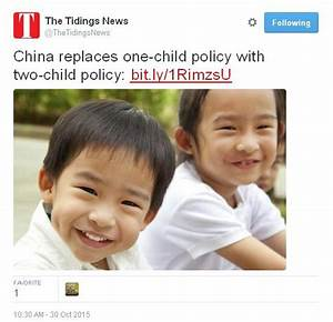 » China Regime End of One Child Policy Will Not End Forced ...
