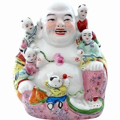 Buddha Children Laughing Chinese Happy Symbolism Rubylane