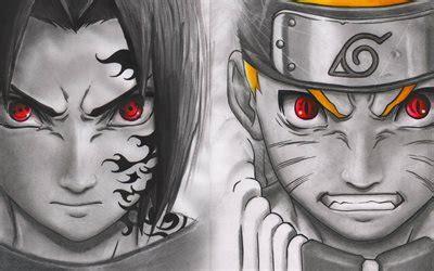 telecharger fonds decran uchiha sasuke naruto uzumaki