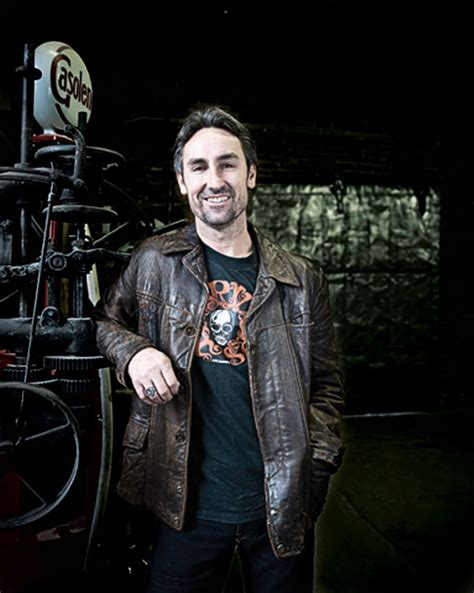 mike wolf american pickers and part time local mike wolfe talks junk pickin and his favorite