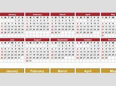 2009 vector calendario Descargar Vectores gratis