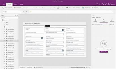 Powerapps Sharepoint Forms Microsoft Customize Apps Create