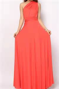 blue dresses coral infinity convertible bridesmaids dress lg 03