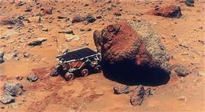 Achievement Three: Mars Pathfinder, Robot on the Red ...