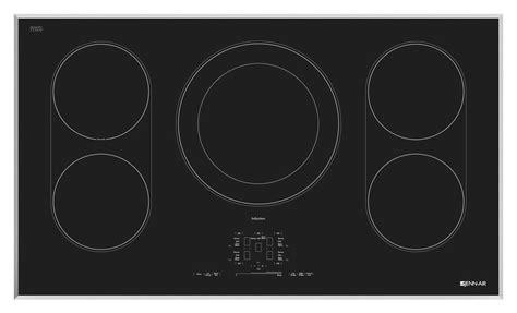 jicxs jenn air  ceramic induction cooktop stainlessblack