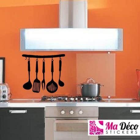 ustensile cuisine discount sticker ustensiles cuisine pas cher stickers muraux