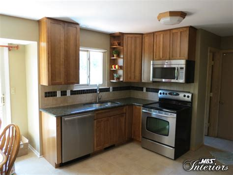 Apartmentsized Kitchen  Transitional  Kitchen  Other