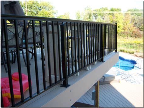 pool deck railing aluminum railing around deck by pool railing aluminum ornamental