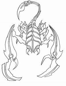 Scorpion tattoo by Aseika on DeviantArt