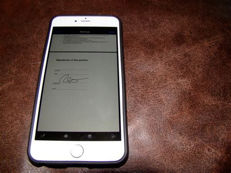 sign a pdf on iphone pro tip how to sign pdfs on your iphone cult of mac