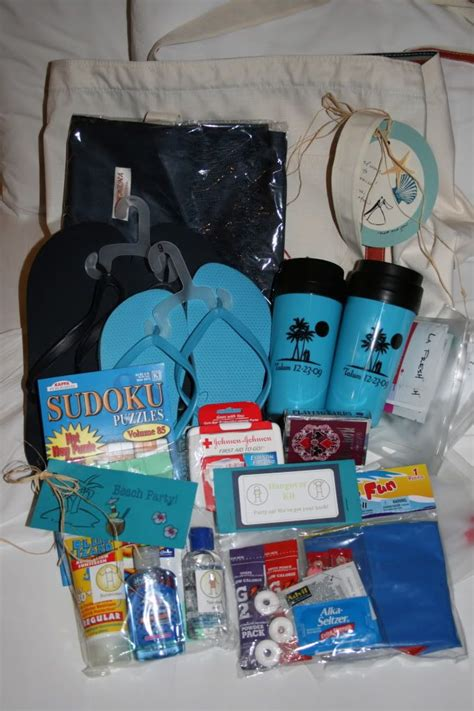 469 Best Images About Reunion Goodie Bags On Pinterest