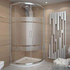 Barre De Douche Arrondie : douche cabine de douche quart de rond ~ Premium-room.com Idées de Décoration