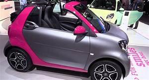 Smart Fortwo Cabriolet : smart fortwo cabriolet 2017 review and ratings ~ Jslefanu.com Haus und Dekorationen