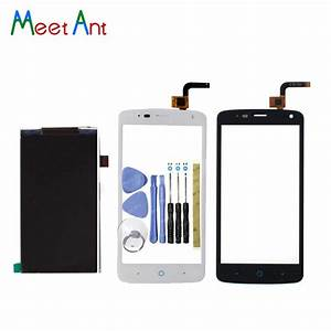 New High Quality 5 0 U0026 39  U0026 39  For Zte Blade L2 Plus Lcd Display With Touch Screen Digitizer Sensor