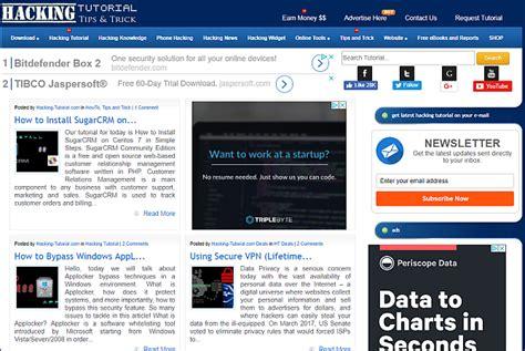 best hacker website learn how to hack with 6 top hacker websites and tutorials