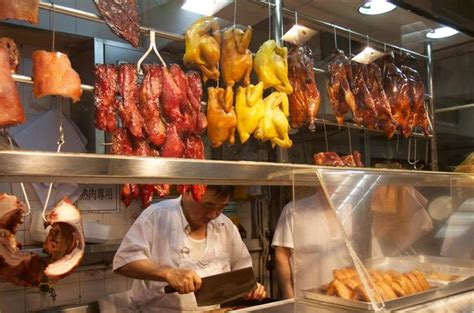 cuisine of hong kong ap chau market cooked food centre lonely planet