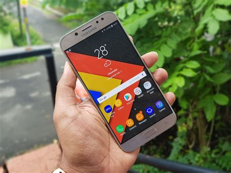 Samsung Galaxy J7 Pro Review- The Best J Series Ever