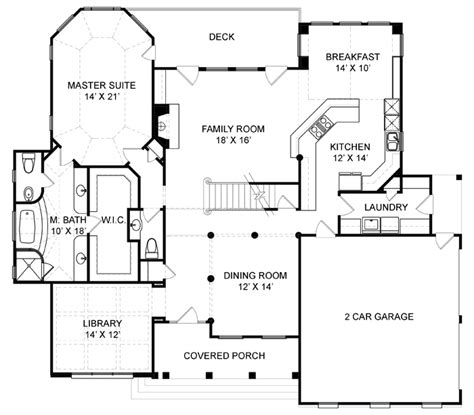 hatfield place 7974 4 bedrooms and 2 baths the house designers