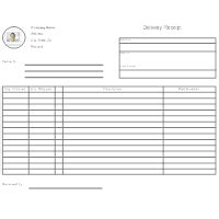 shipping receiving forms examples