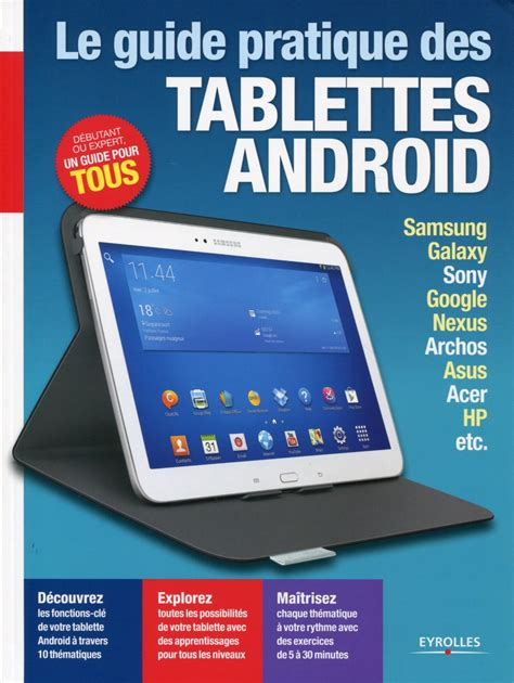bureau pratique le guide pratique tablettes android telecharger livres