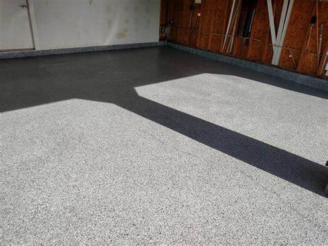Concrete Garage Floor Resurface In Bear, Delaware